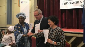 EU and ITC launch job, entrepreneurship initiative for youth in the Gambia - COVER IMAGE
