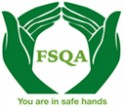Food Safety and Quality Authority of The Gambia (FSQA)'s Logo'