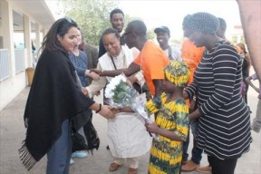 YOUTH FORUM: UN SG's Youth Envoy visit to Gambia - COVER IMAGE