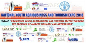 First National Youth Agribusiness and Tourism Expo starts on Friday - COVER IMAGE