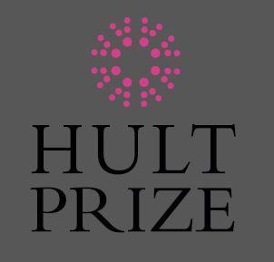 Hult Prize's Logo'