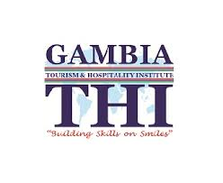 Gambia Tourism and Hospitality Institute's Logo'