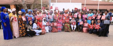 SheTrades Gambia Launch & Investment Tank Day