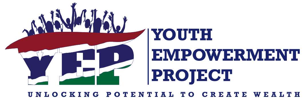 The Youth Empowerment Project (YEP)'s Logo'