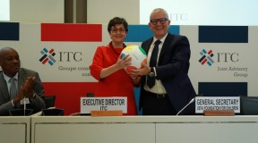 Kick for Trade: UEFA Foundation and the International Trade Centre team up to support social inclusion for youth - COVER IMAGE