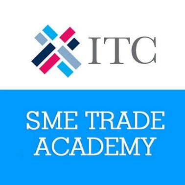ITC SME Trade Academy's Logo'