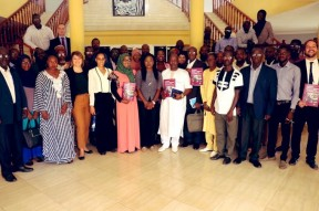 The Gambia adopts roadmap for educational and training institutions to step up support to youth - COVER IMAGE