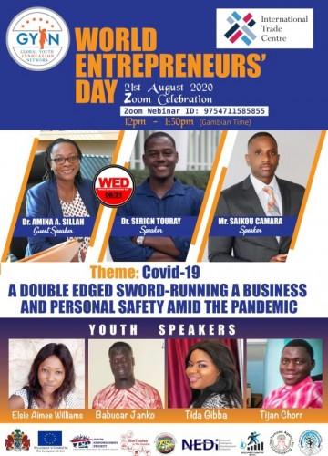 World Entrepreneurs' Day 2020